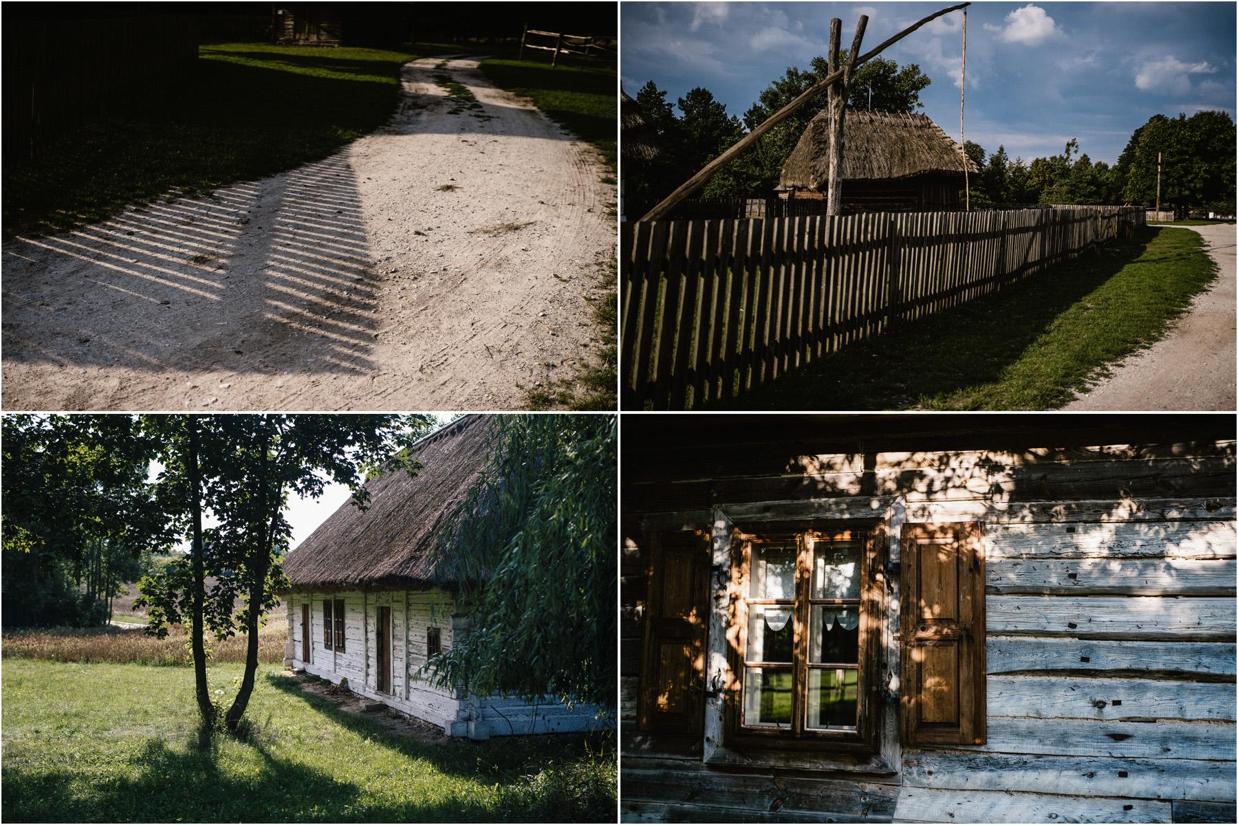 Kamila & Łukasz | ślub plenerowy w skansenie Muzeum Wsi Kieleckiej 55