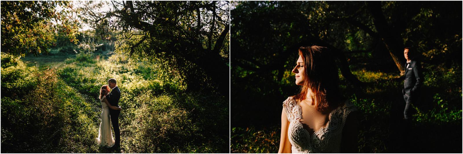 Ewa & Mateusz | wschód słońca nad Wisłą 18