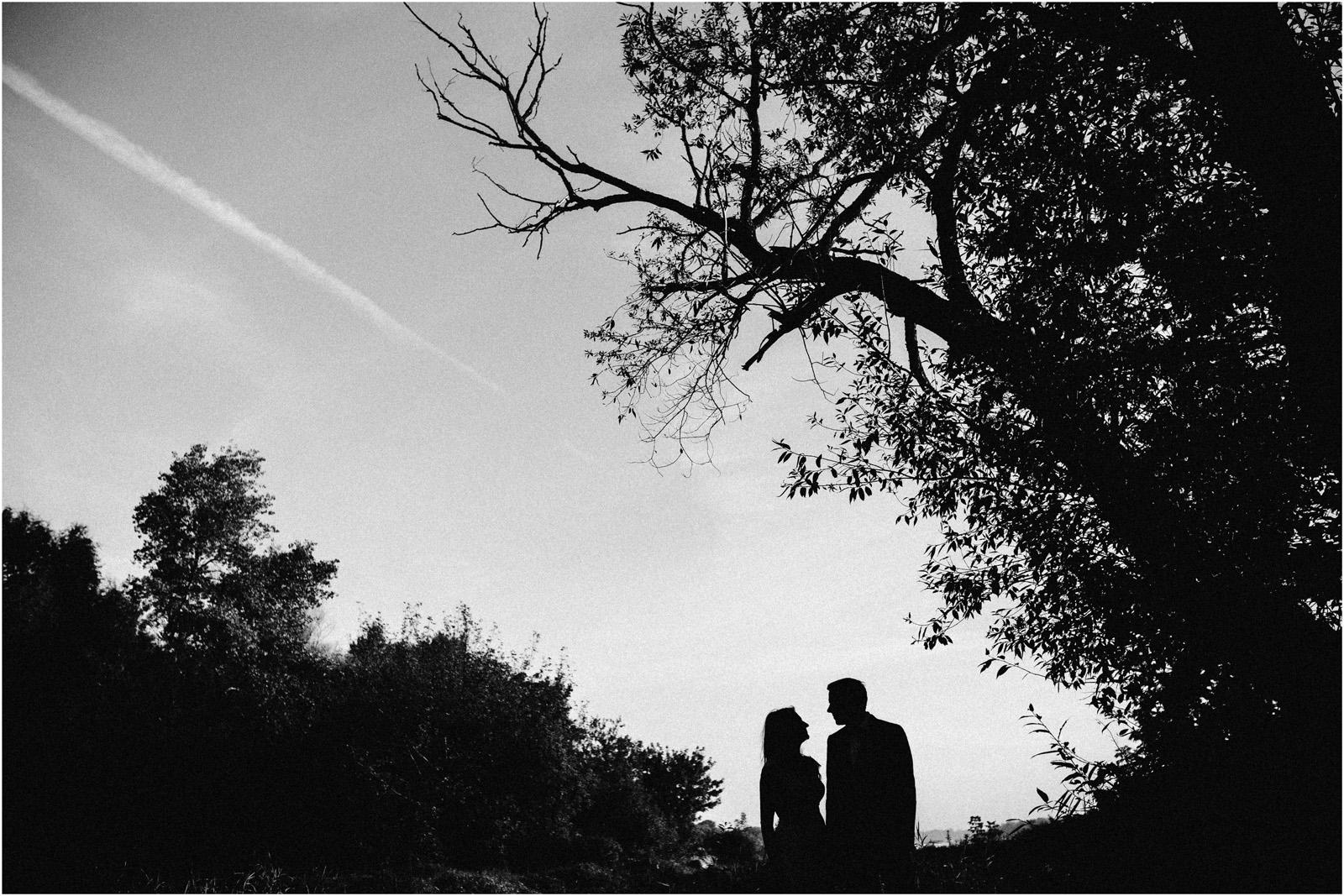Ewa & Mateusz | wschód słońca nad Wisłą 16