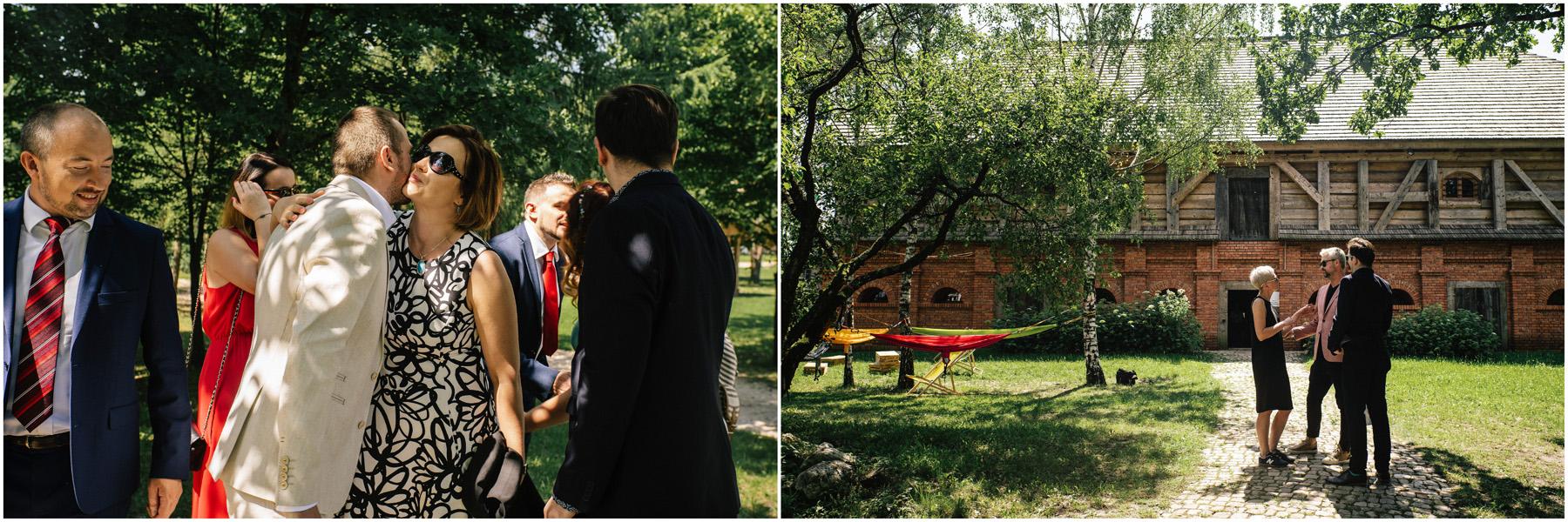 Kamila & Łukasz | ślub plenerowy w skansenie Muzeum Wsi Kieleckiej 25