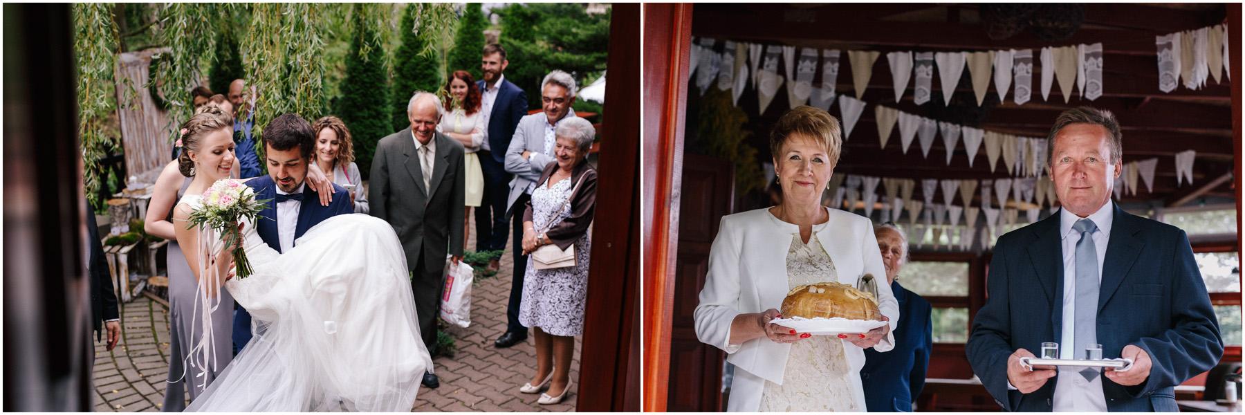 Kasia & Tomek | cystersi i slow wedding w Sabatówce 51