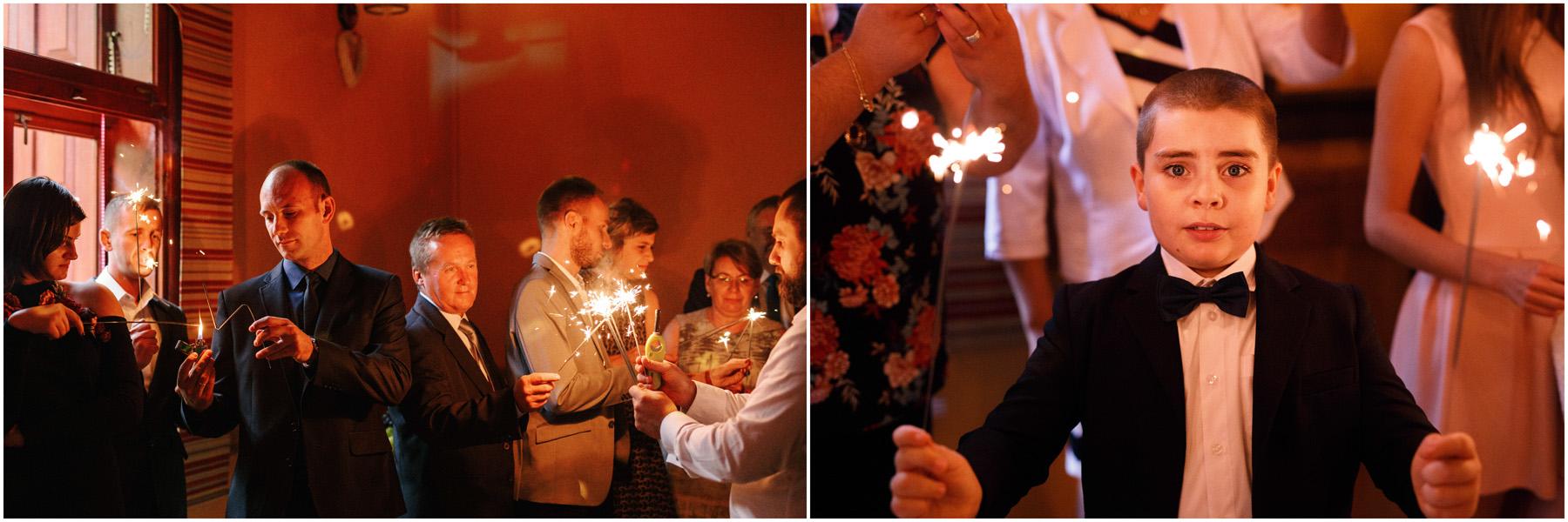 Kasia & Tomek | cystersi i slow wedding w Sabatówce 69