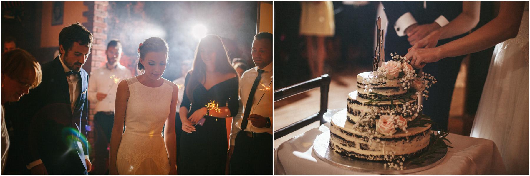Kasia & Tomek | cystersi i slow wedding w Sabatówce 71