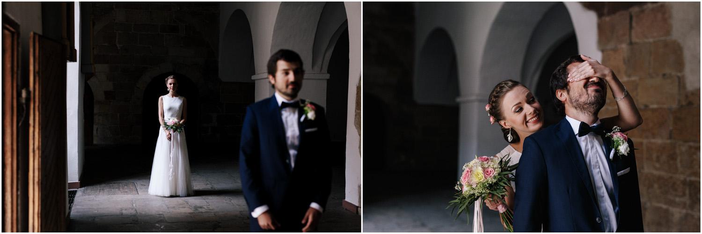 Kasia & Tomek | cystersi i slow wedding w Sabatówce 16
