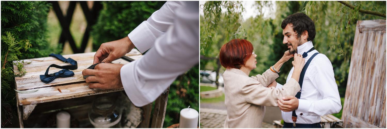 Kasia & Tomek | cystersi i slow wedding w Sabatówce 2