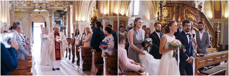 Kasia & Tomek | cystersi i slow wedding w Sabatówce 28