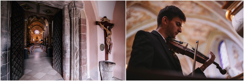 Kasia & Tomek | cystersi i slow wedding w Sabatówce 26