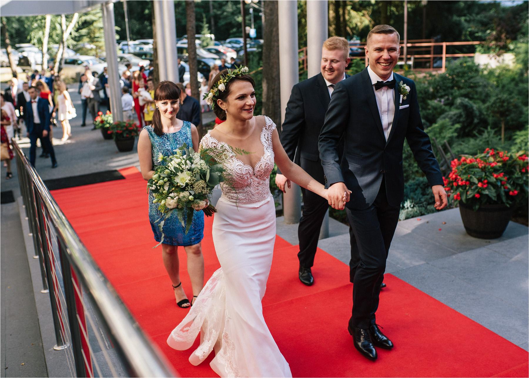 Ewa & Mateusz | leśny ślub w Uroczysku 57