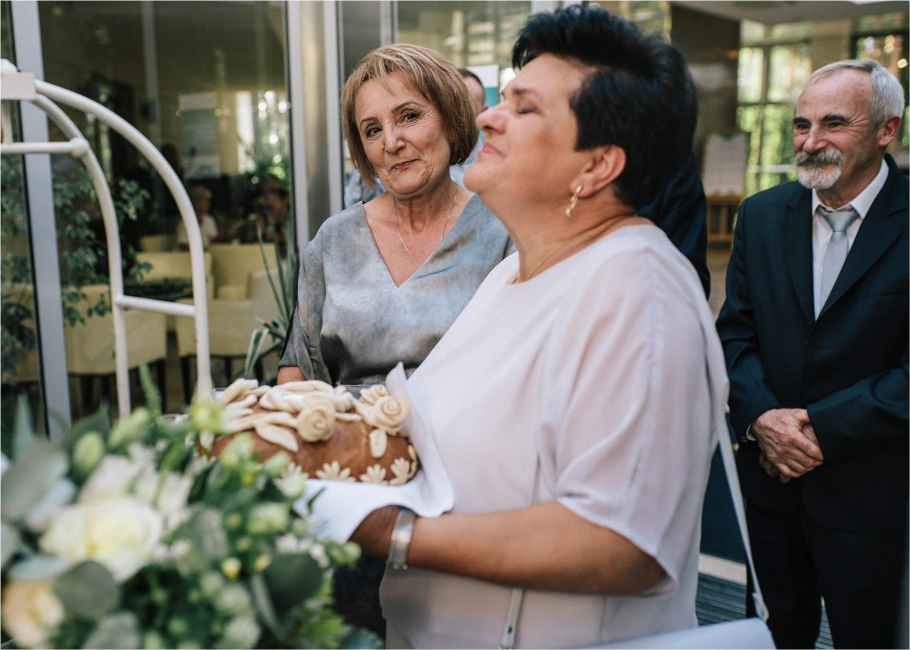 Ewa & Mateusz | leśny ślub w Uroczysku 58