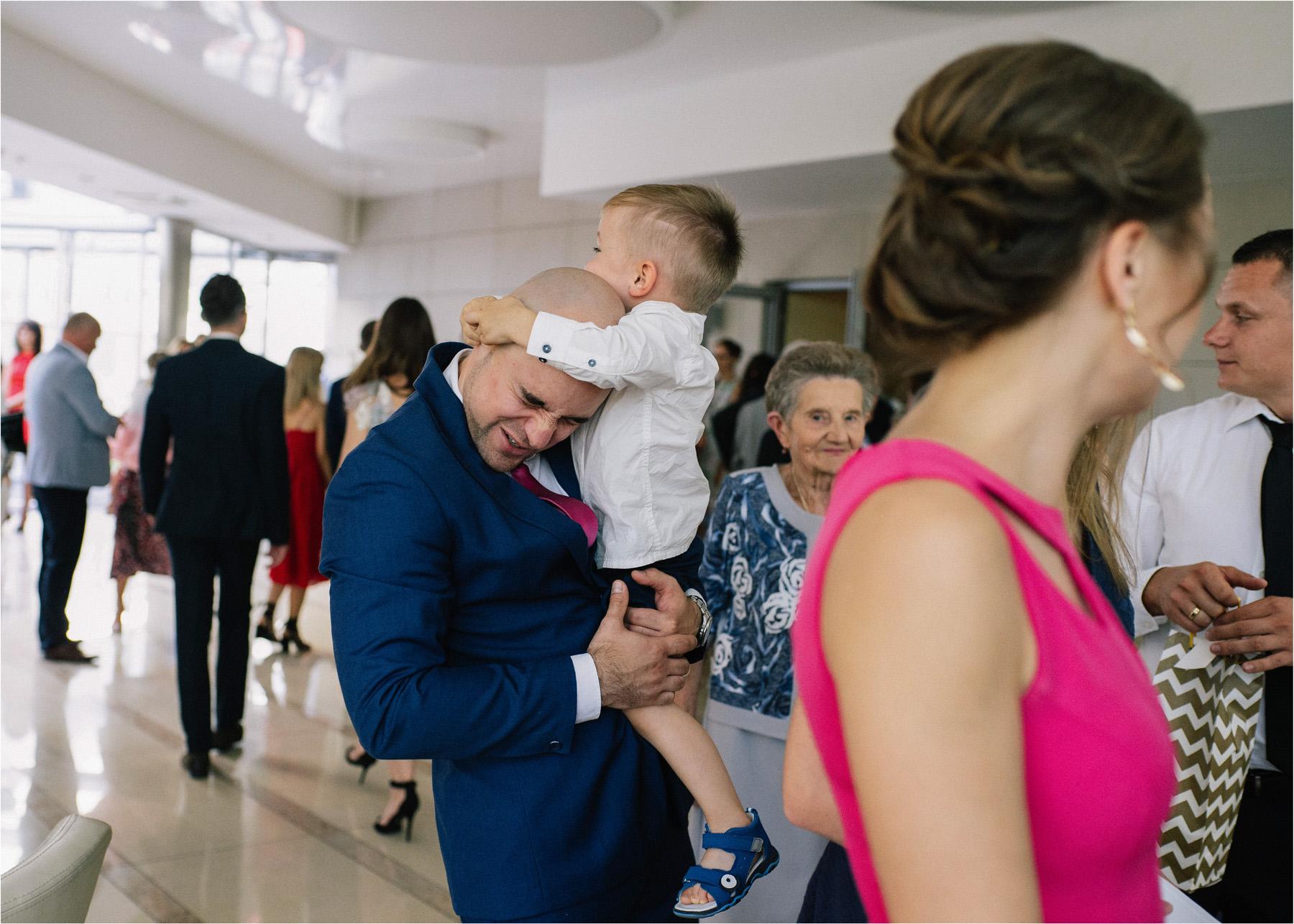 Ewa & Mateusz | leśny ślub w Uroczysku 59