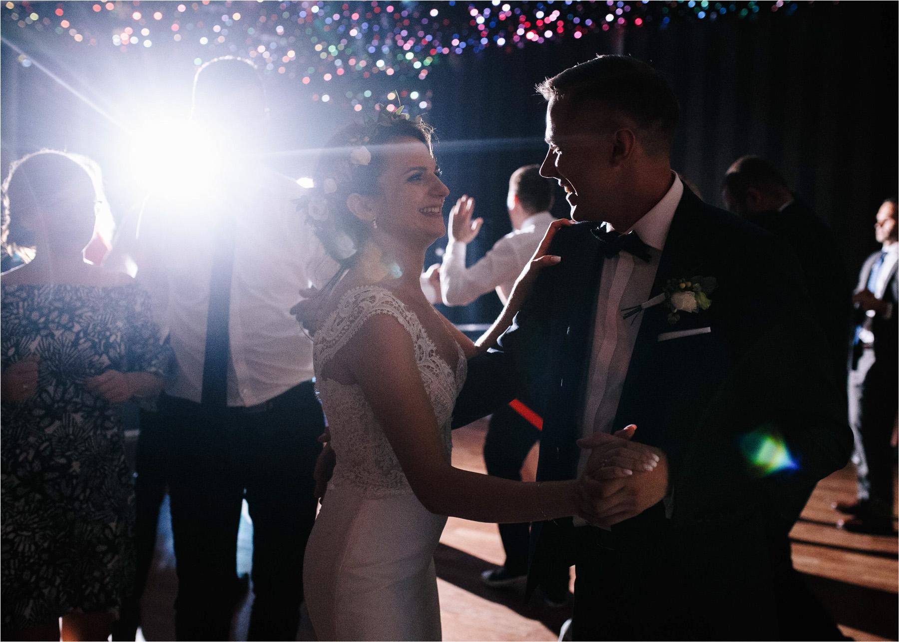 Ewa & Mateusz | leśny ślub w Uroczysku 92