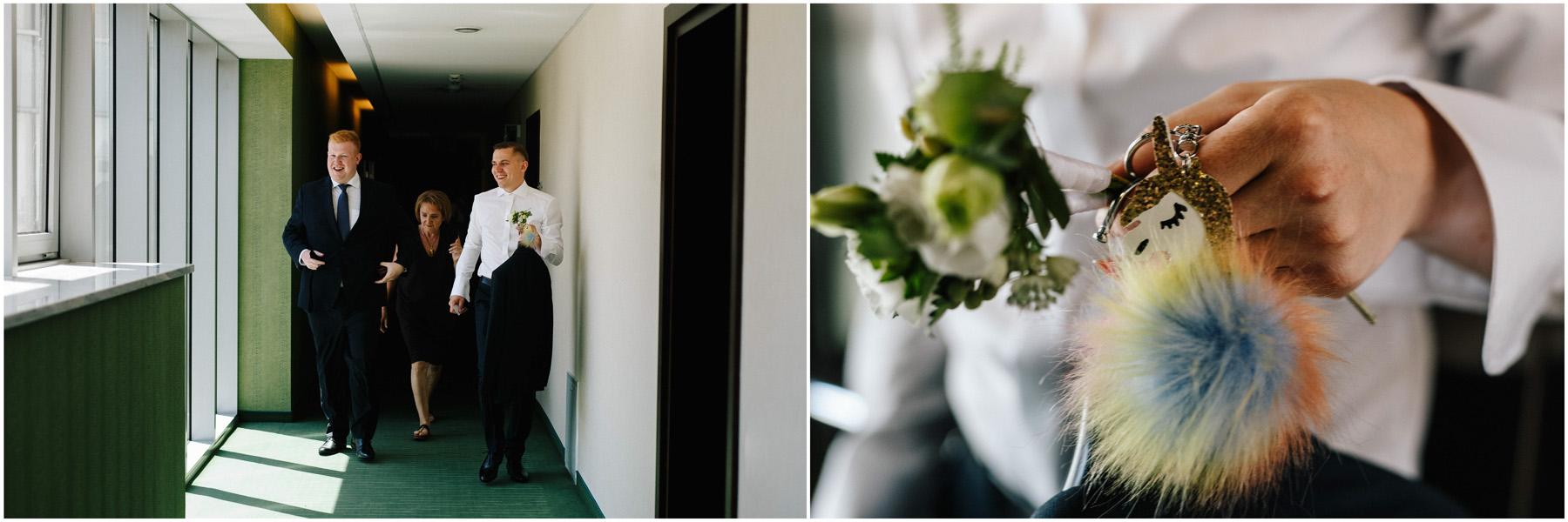 Ewa & Mateusz | leśny ślub w Uroczysku 23