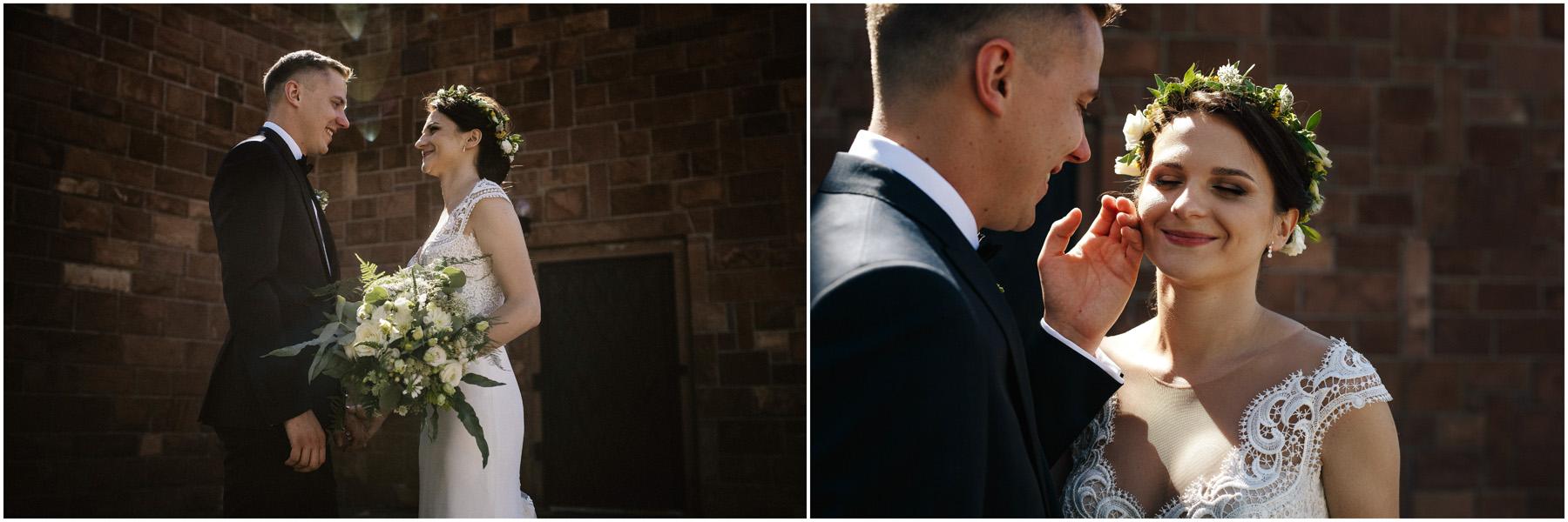 Ewa & Mateusz | leśny ślub w Uroczysku 43