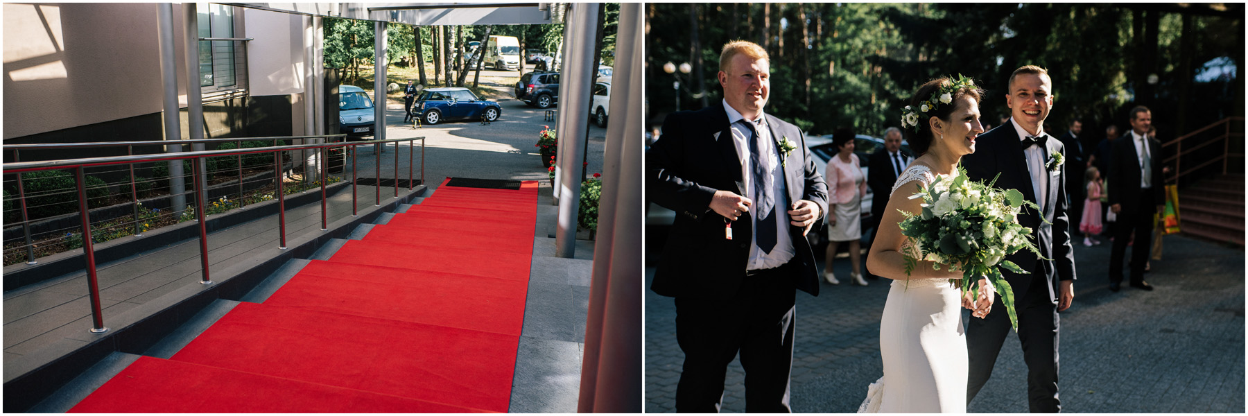 Ewa & Mateusz | leśny ślub w Uroczysku 56