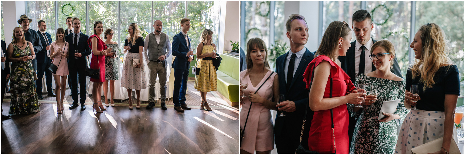 Ewa & Mateusz | leśny ślub w Uroczysku 66