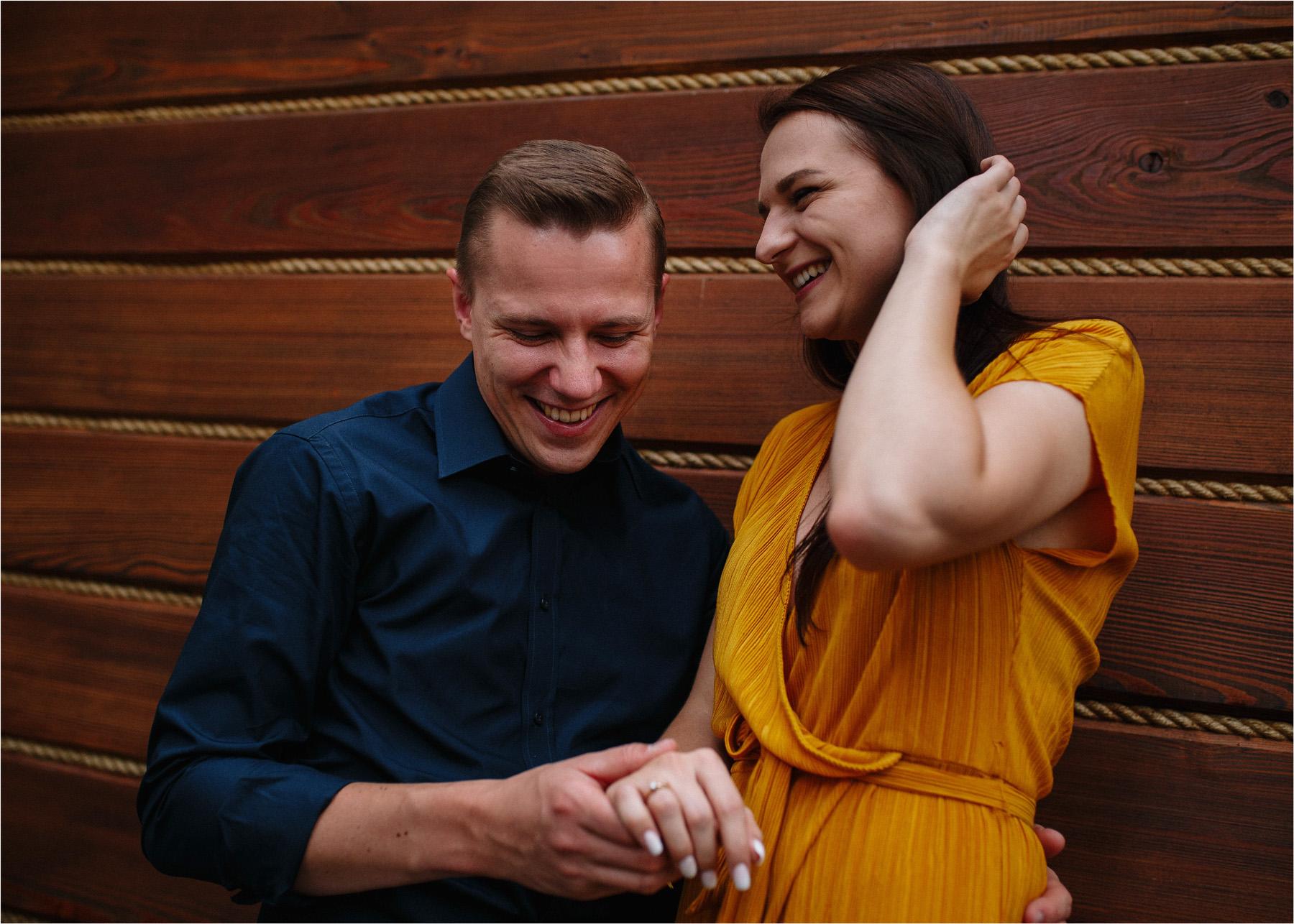Ewa & Mateusz   leśny ślub w Uroczysku 5