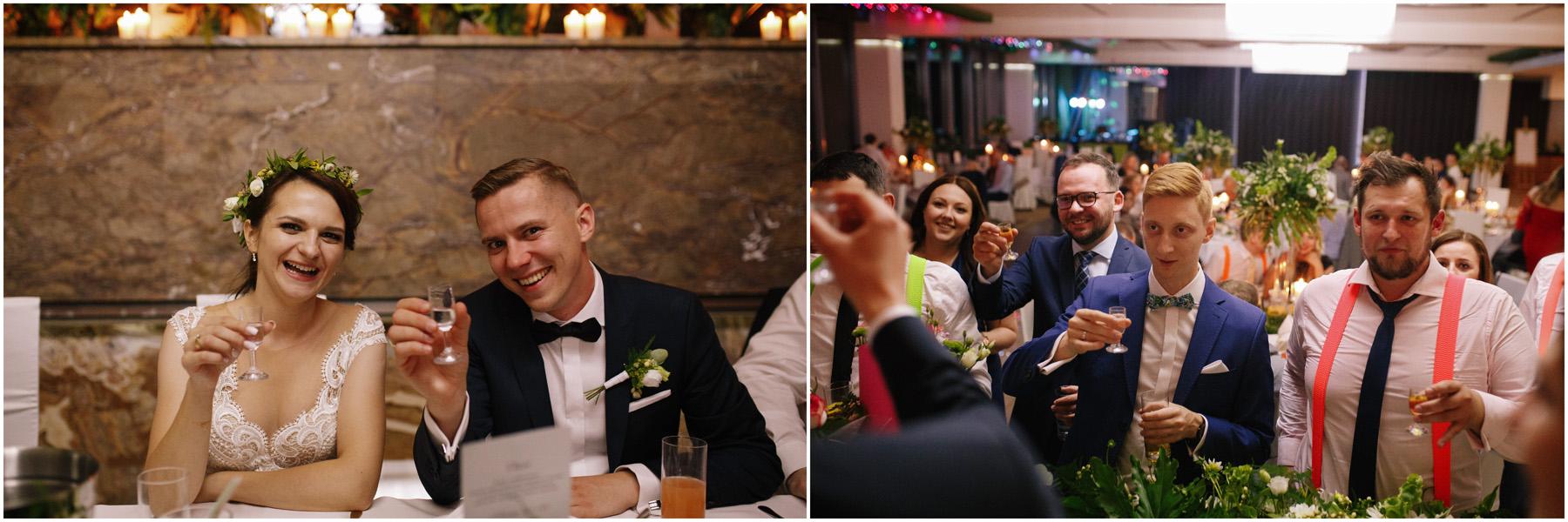 Ewa & Mateusz | leśny ślub w Uroczysku 86