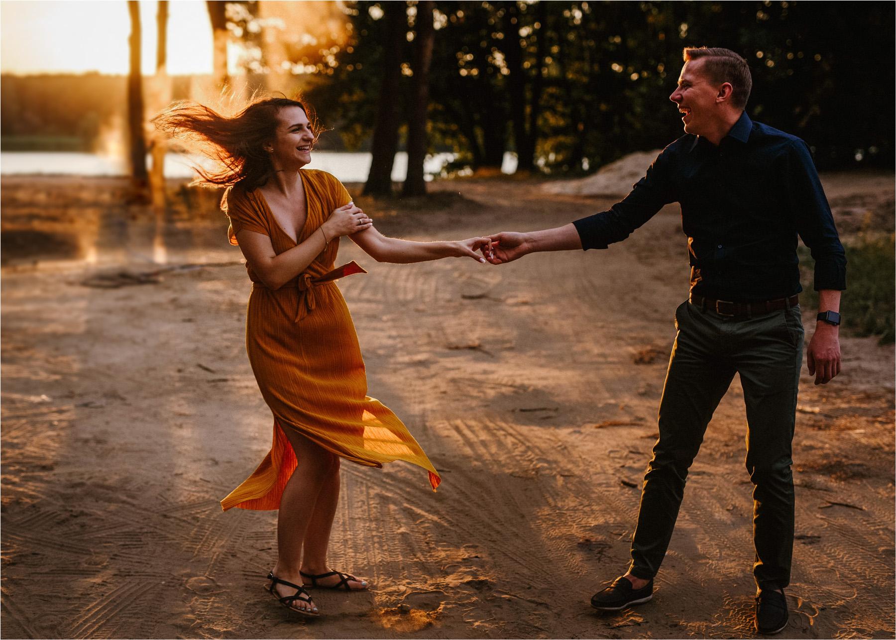 Ewa & Mateusz | leśny ślub w Uroczysku 2