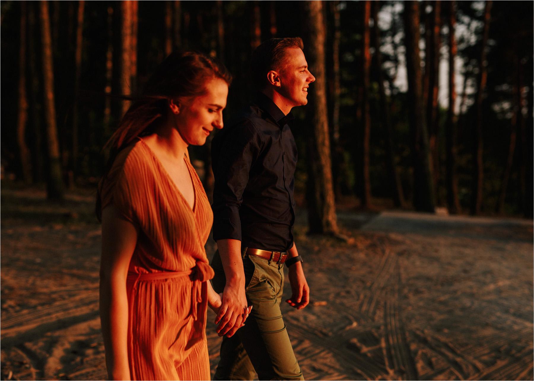 Ewa & Mateusz | leśny ślub w Uroczysku 5
