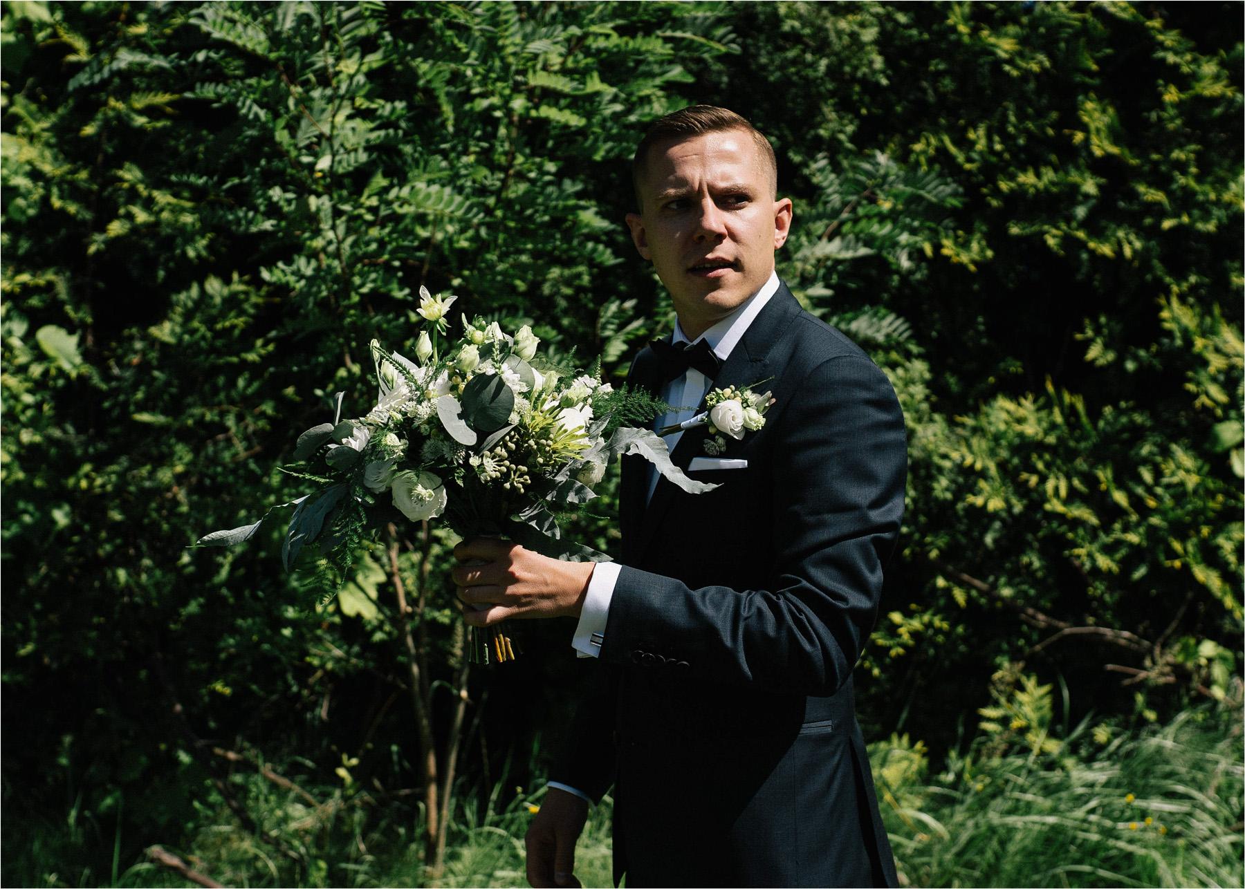 Ewa & Mateusz | leśny ślub w Uroczysku 34
