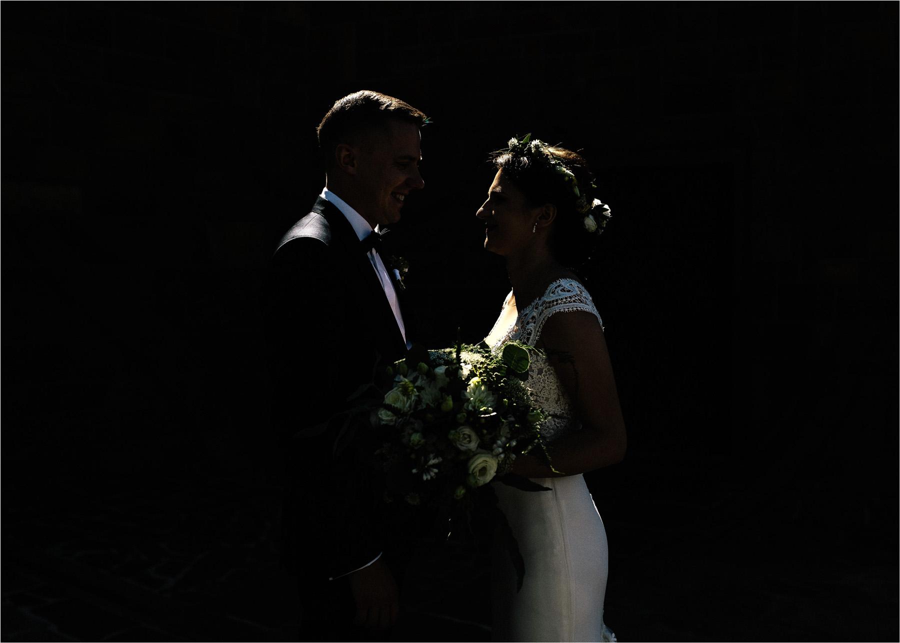Ewa & Mateusz | leśny ślub w Uroczysku 41