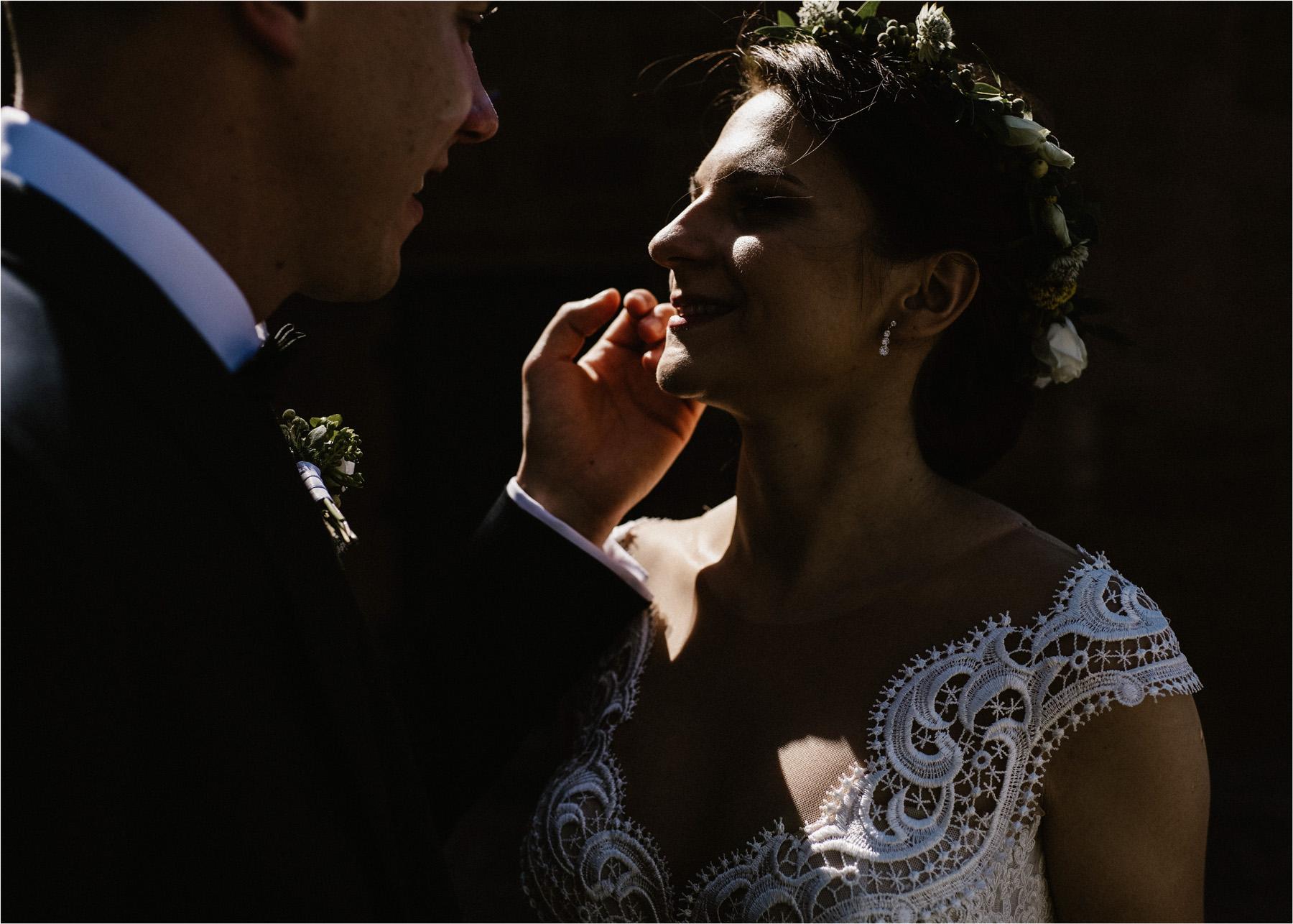 Ewa & Mateusz | leśny ślub w Uroczysku 42