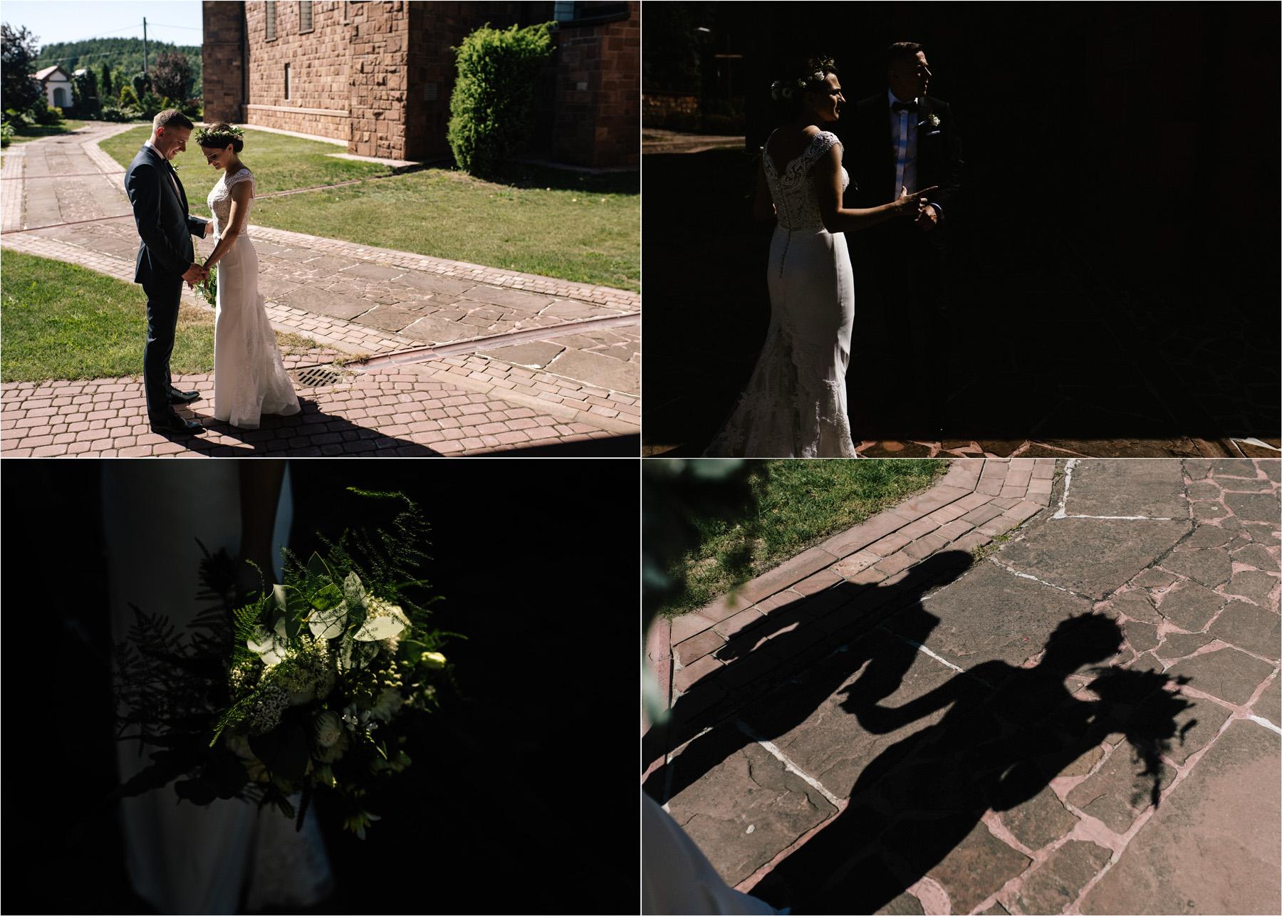 Ewa & Mateusz | leśny ślub w Uroczysku 45