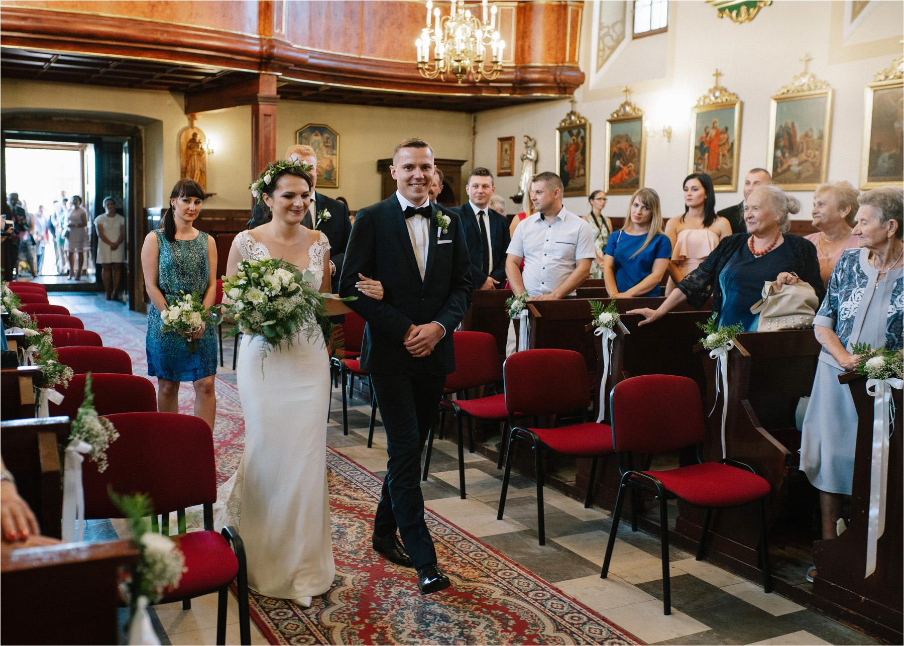 Ewa & Mateusz | leśny ślub w Uroczysku 47