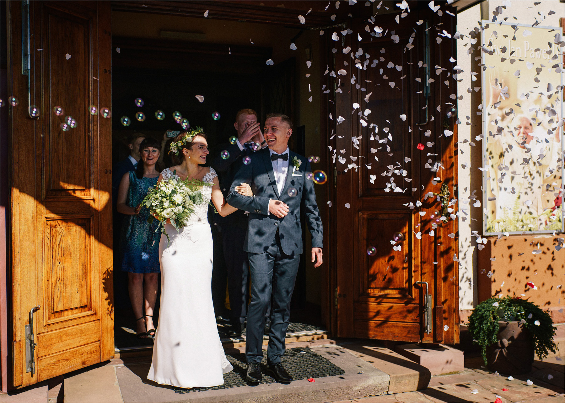 Ewa & Mateusz | leśny ślub w Uroczysku 54