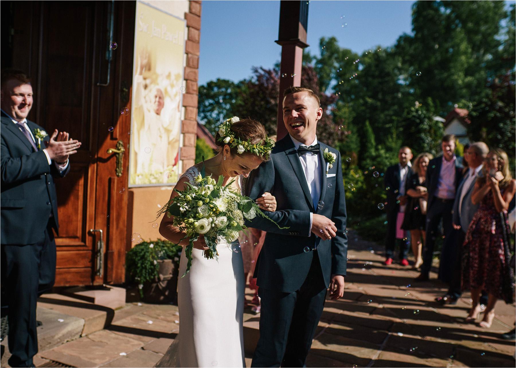 Ewa & Mateusz | leśny ślub w Uroczysku 55