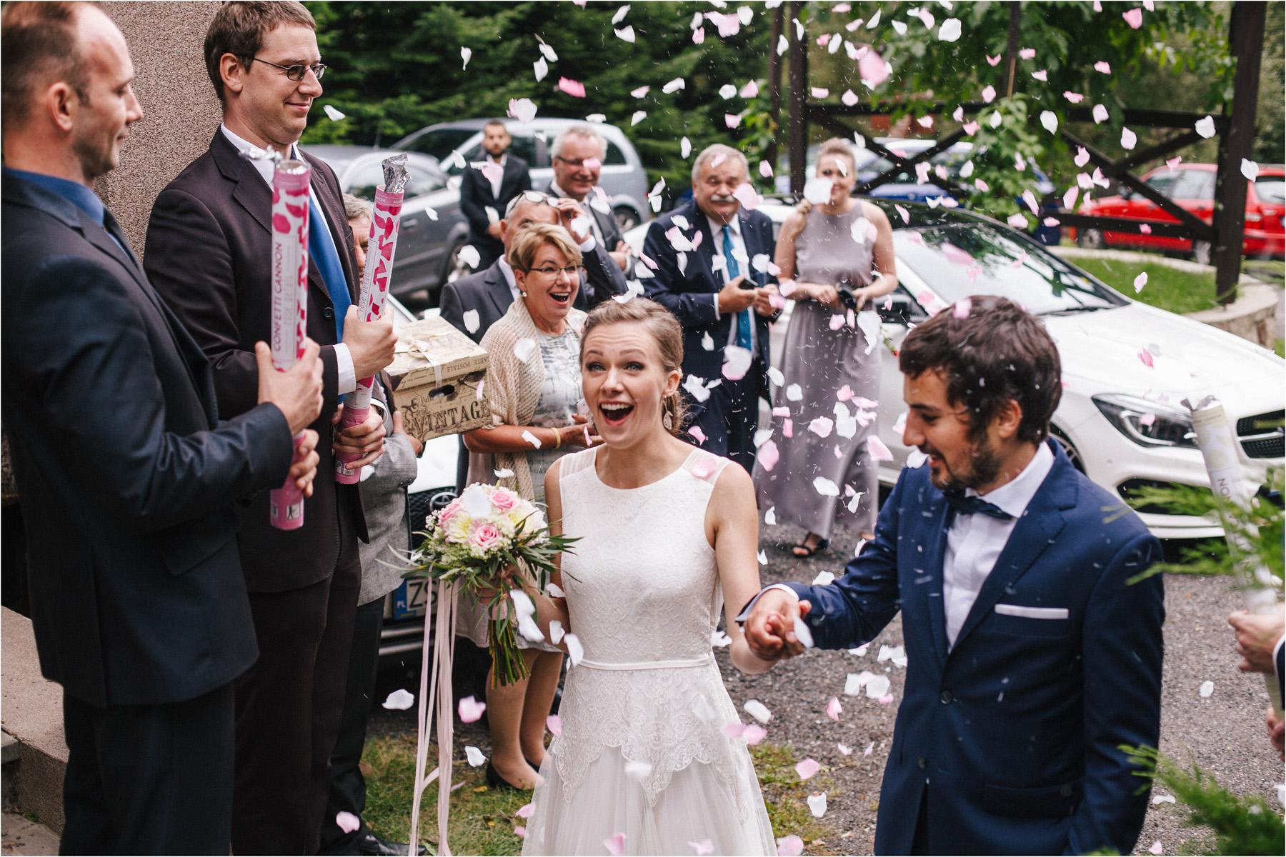 Kasia & Tomek | cystersi i slow wedding w Sabatówce 50