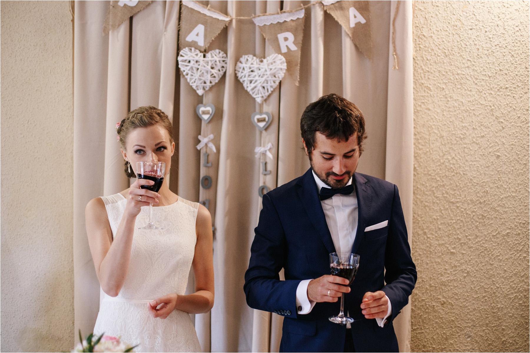 Kasia & Tomek | cystersi i slow wedding w Sabatówce 58