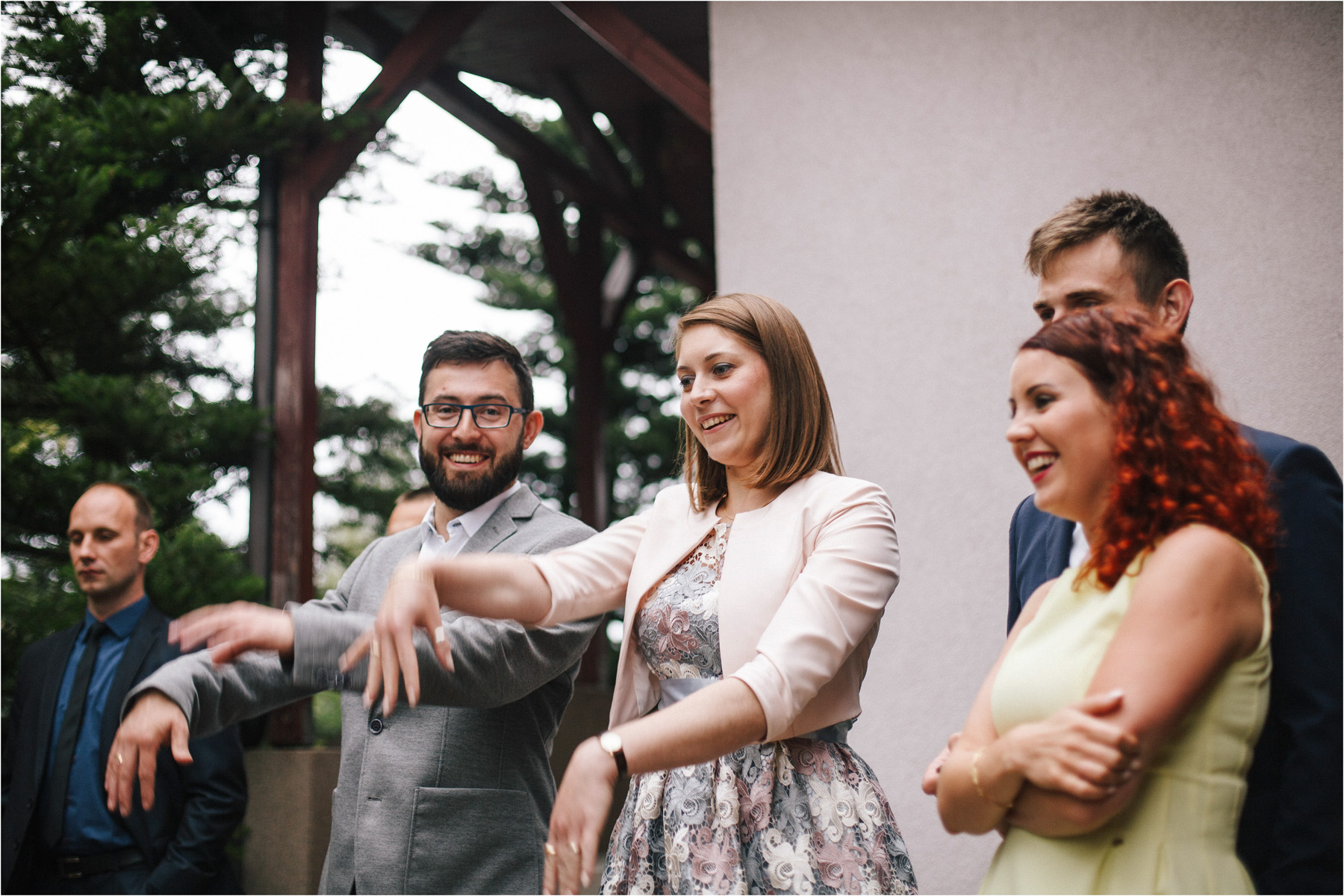 Kasia & Tomek | cystersi i slow wedding w Sabatówce 63