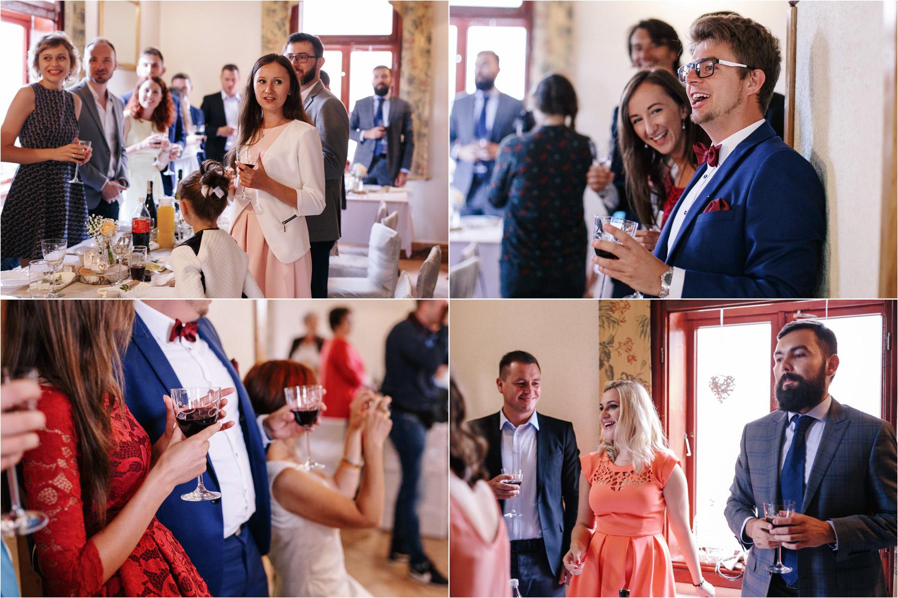 Kasia & Tomek | cystersi i slow wedding w Sabatówce 59