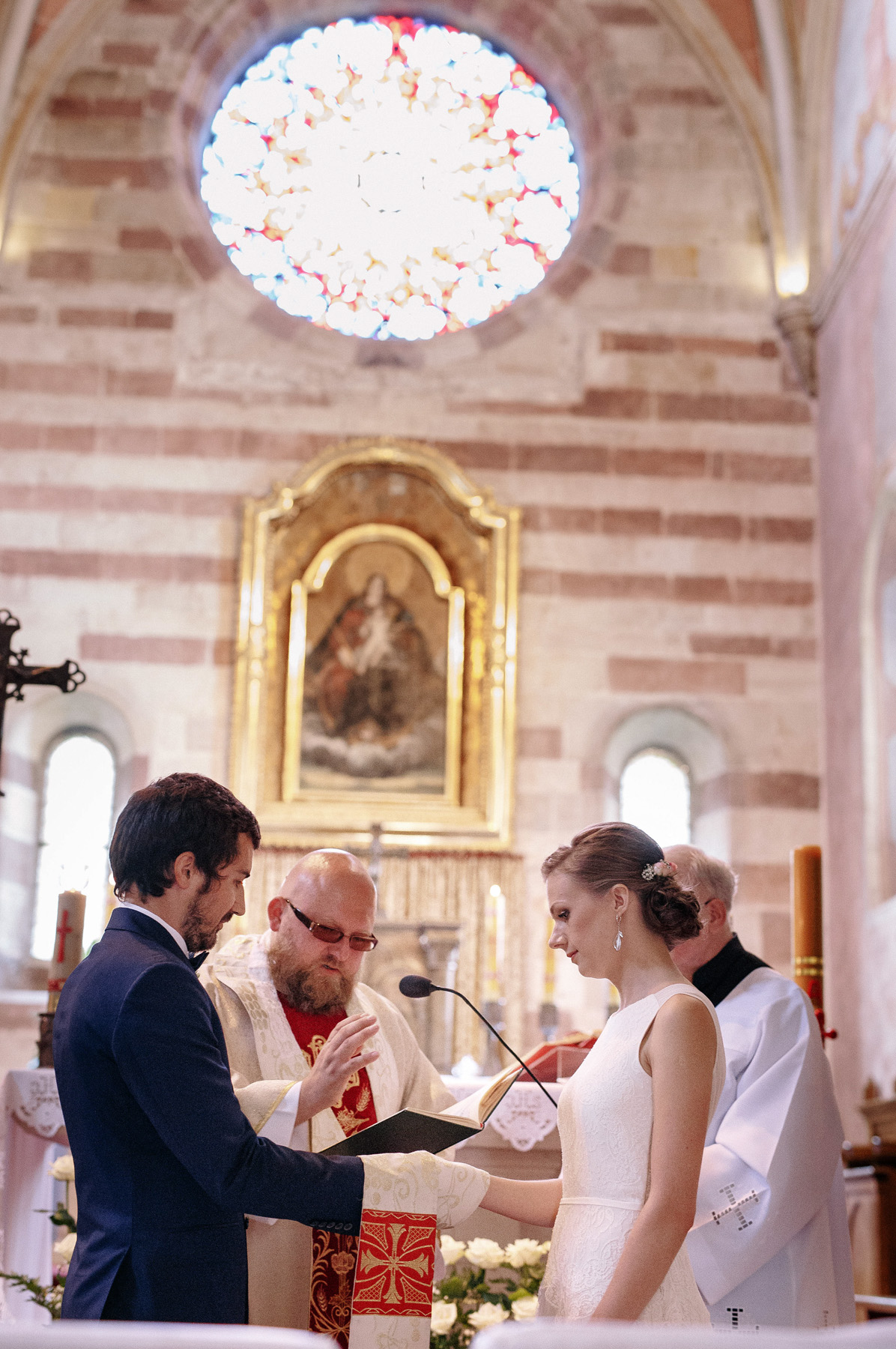 Kasia & Tomek | cystersi i slow wedding w Sabatówce 31