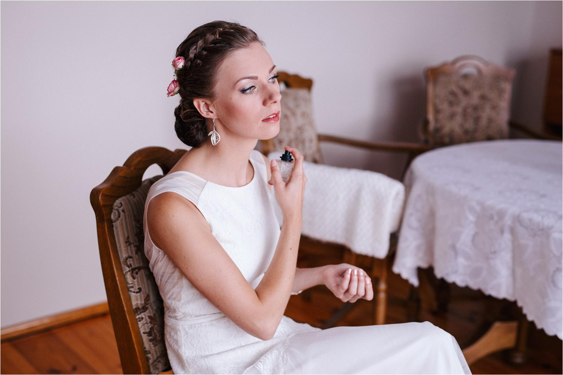 Kasia & Tomek | cystersi i slow wedding w Sabatówce 9