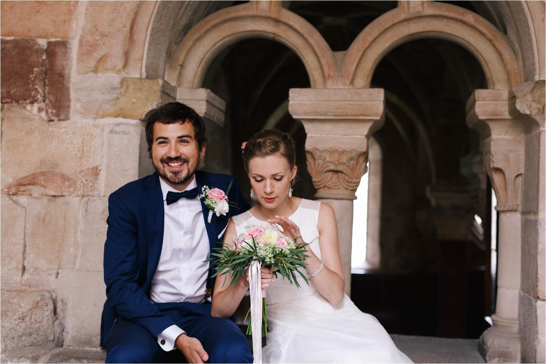 Kasia & Tomek | cystersi i slow wedding w Sabatówce 23