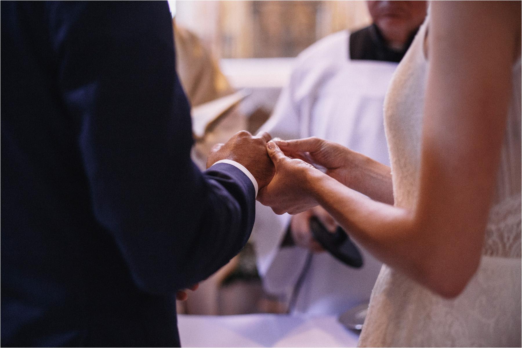 Kasia & Tomek | cystersi i slow wedding w Sabatówce 33