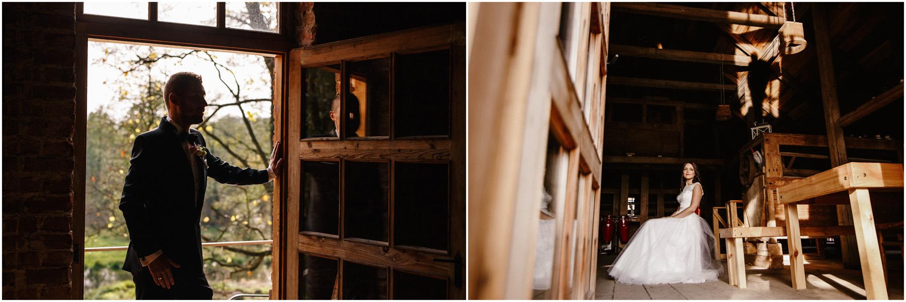 , Milena & Kuba | sesja w młynie