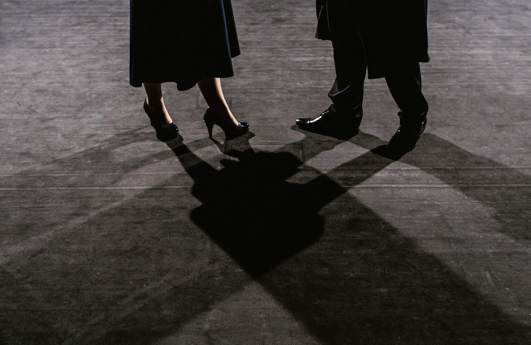 Patrycja & Artur | sesja w teatrze 18