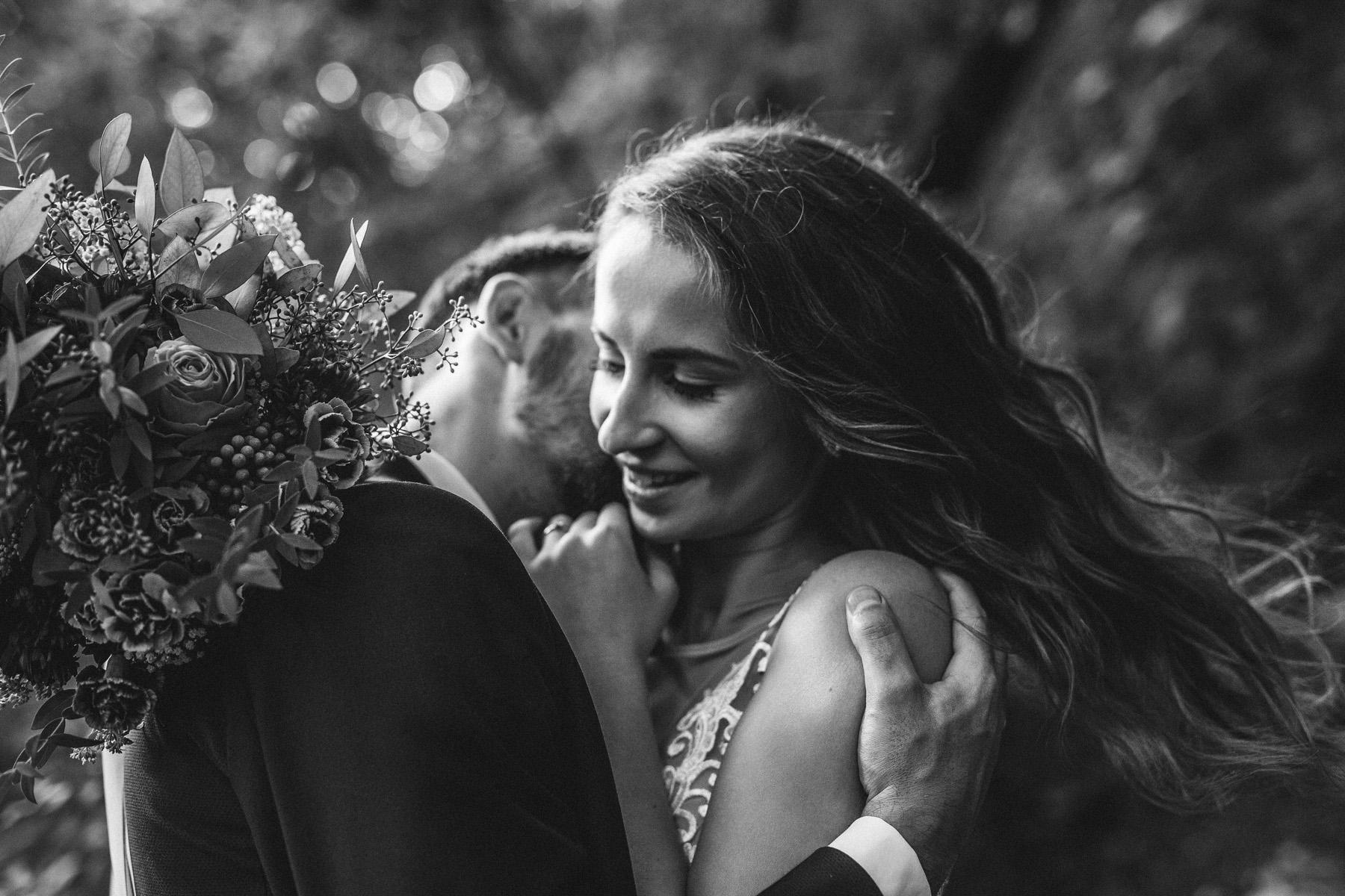 , Kamila & Mateusz | leśna sesja w Kamiennych Kręgach