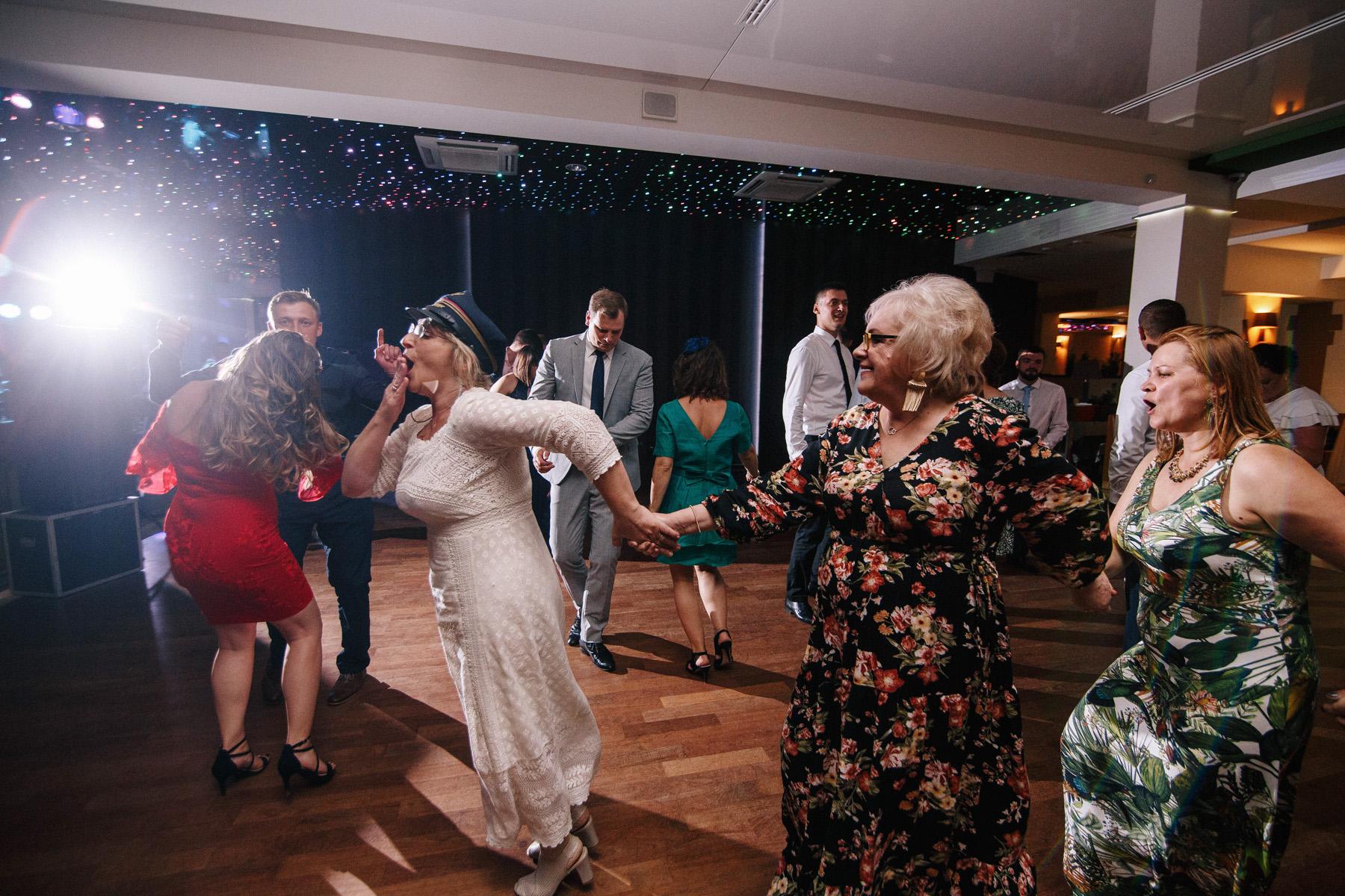 Ewa & Mateusz | leśny ślub w Uroczysku 85