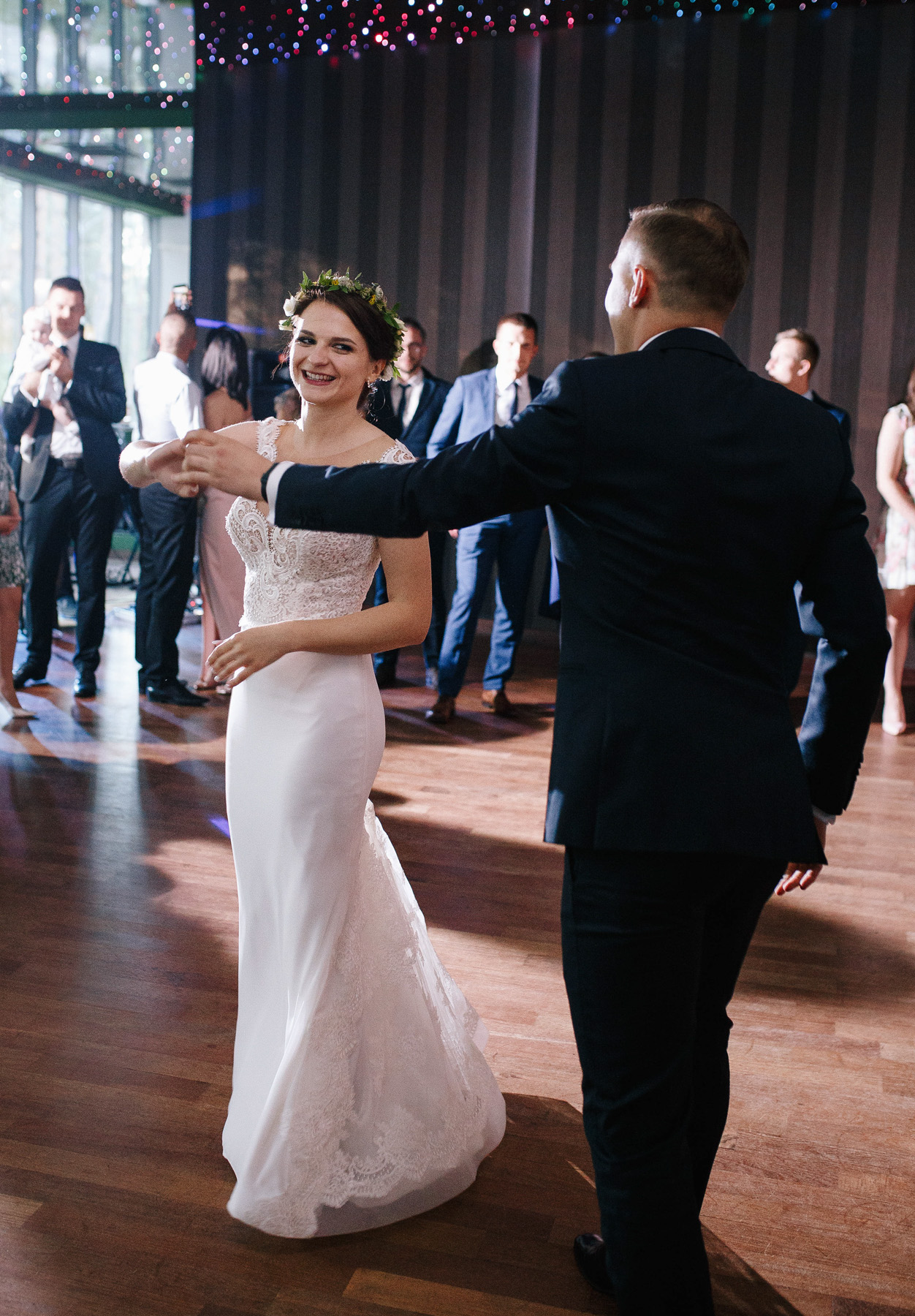 Ewa & Mateusz | leśny ślub w Uroczysku 73