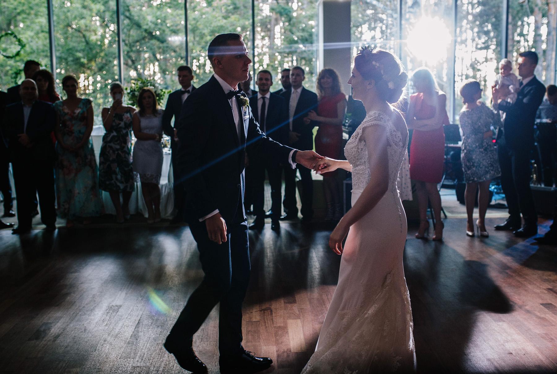 Ewa & Mateusz | leśny ślub w Uroczysku 72