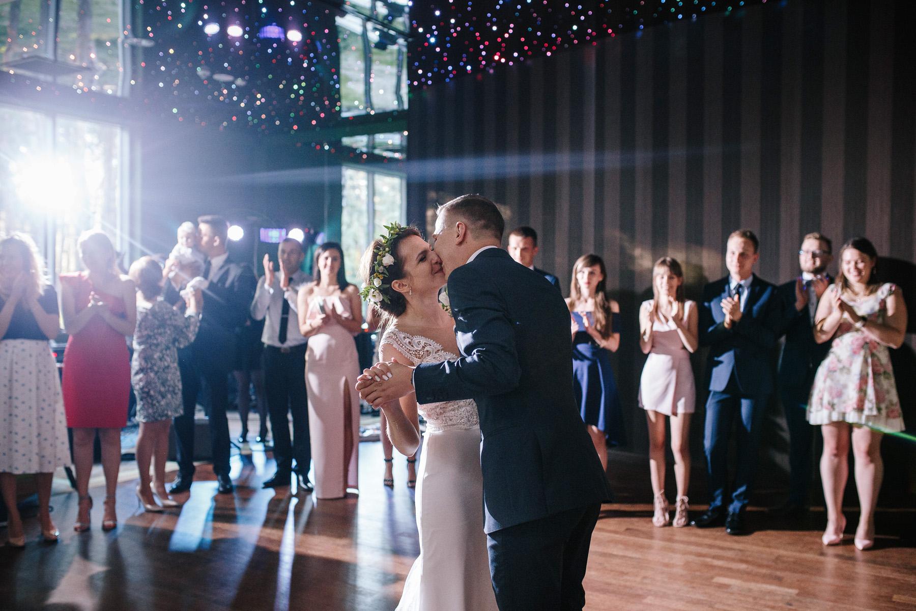 Ewa & Mateusz | leśny ślub w Uroczysku 74