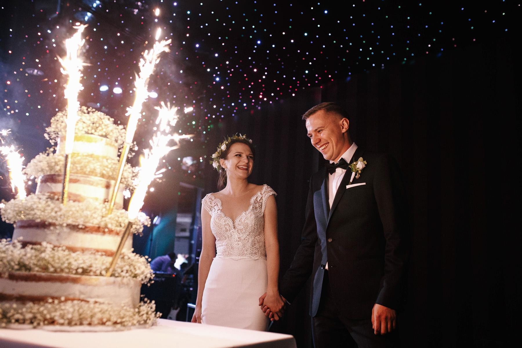 Ewa & Mateusz | leśny ślub w Uroczysku 94