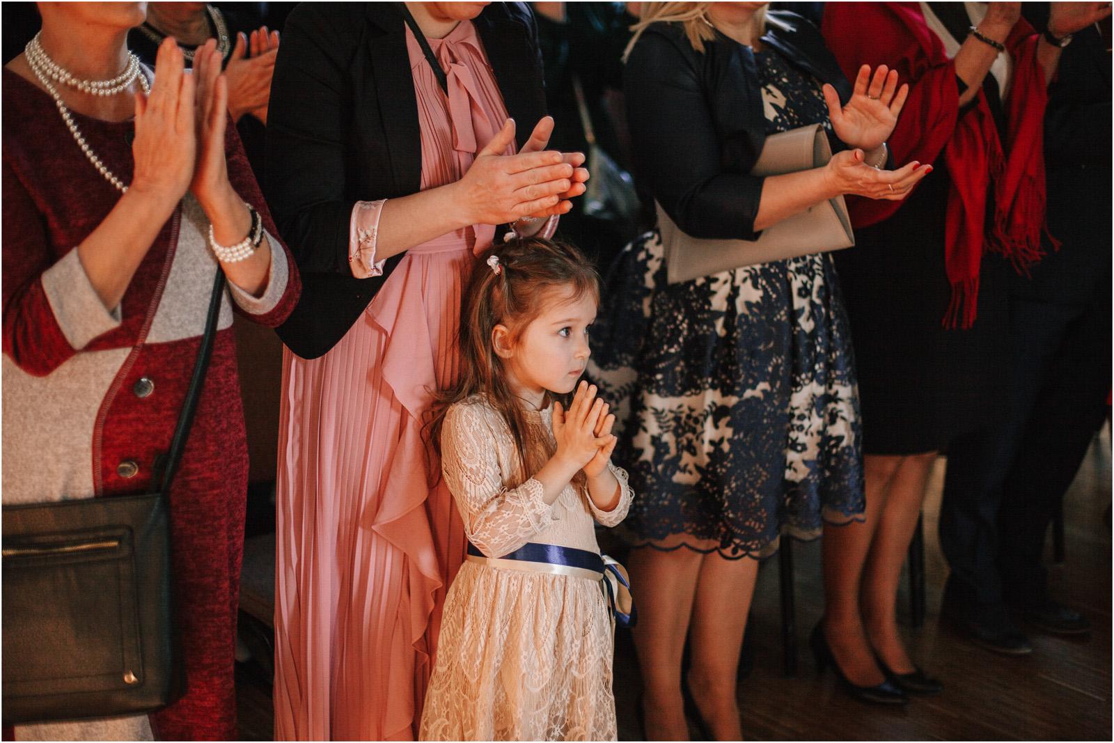 Asia & Krzysiek   rustykalny ślub w Gościńcu za Borem 38
