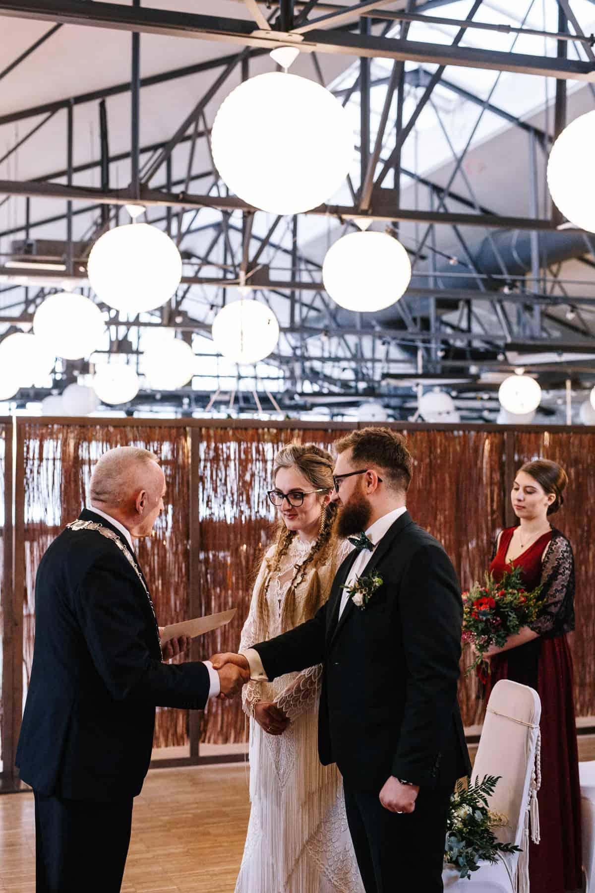 Gosia & Tomek   zimowy ślub w Gościńcu za Borem 24