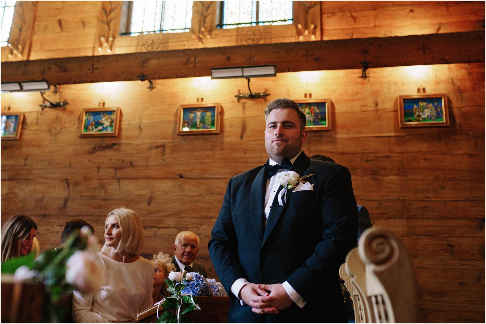 Maria & Kuba   ślub w Zakopanym 11
