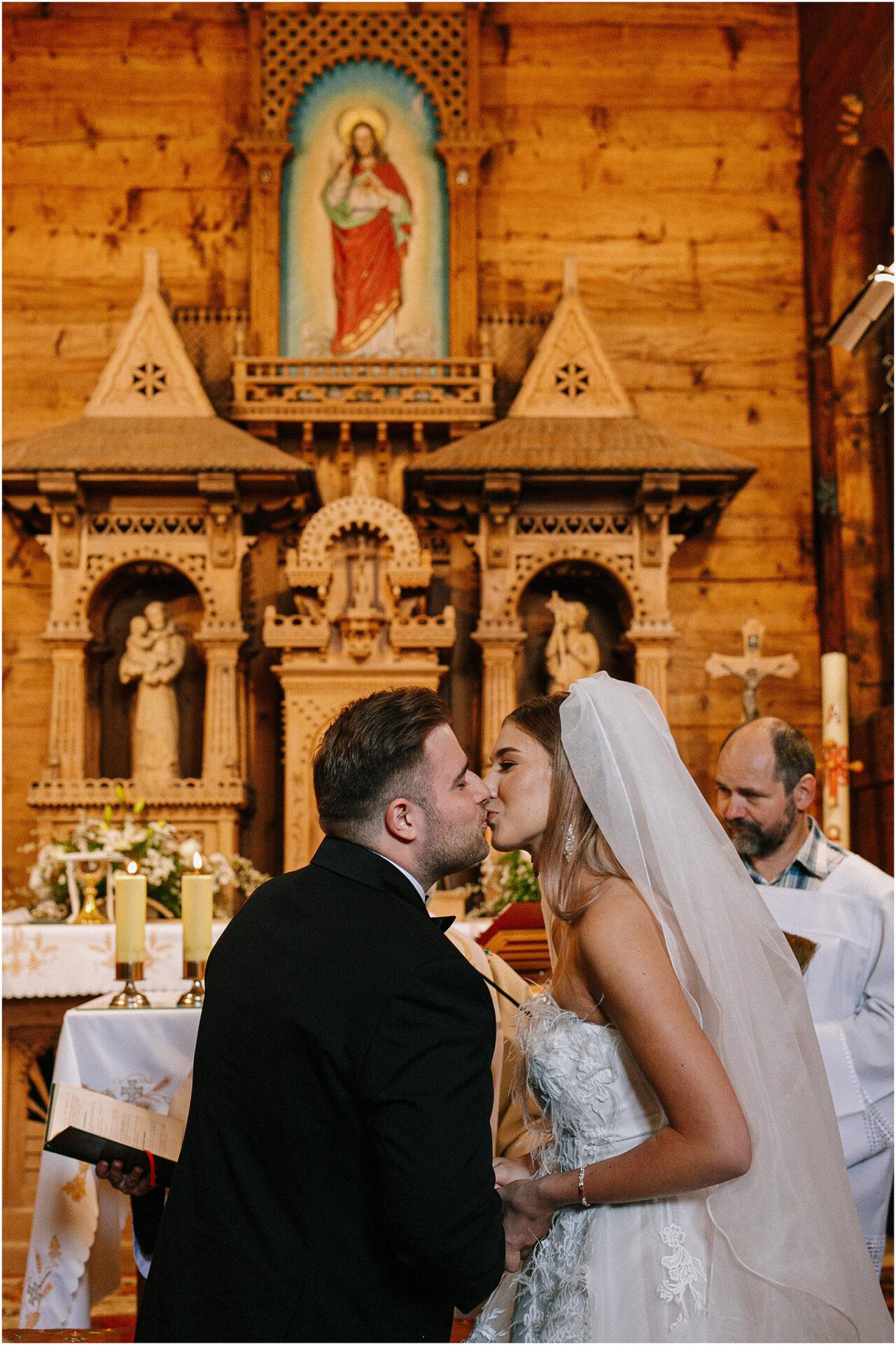 Maria & Kuba   ślub w Zakopanym 18
